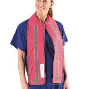 Röntgenschutzkleidung für den Patienten